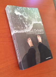 Proudly and humbly announcing my new book, Grand Deluges – A Pedantic Wet Dream
